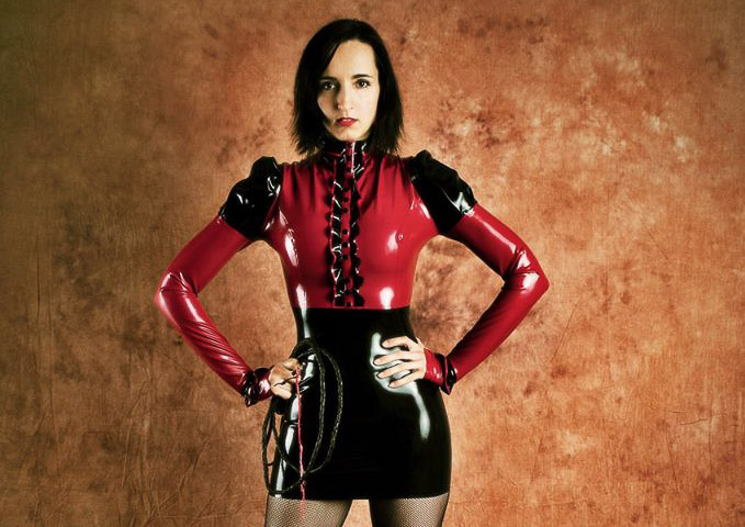 About Me Latex Muse Adrienne