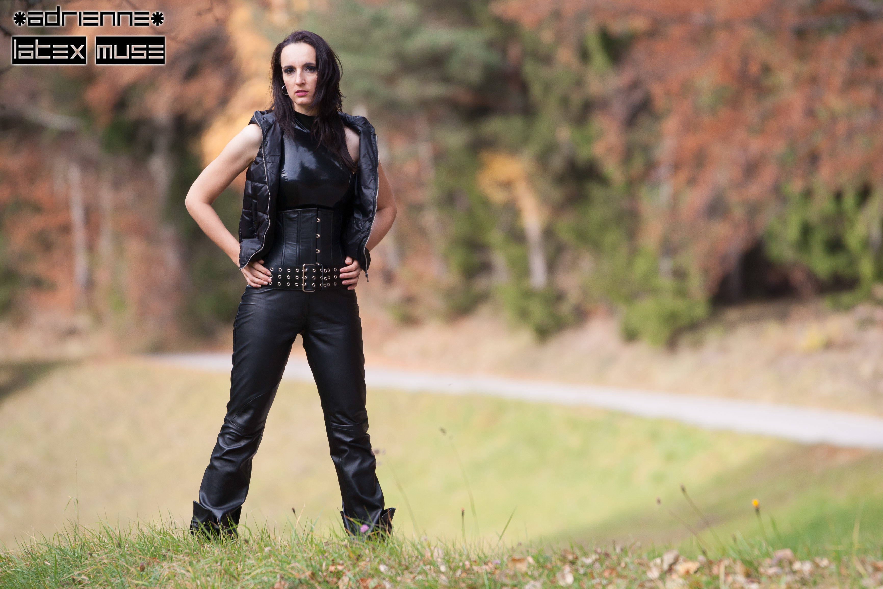 2015 - Leather pants series 1