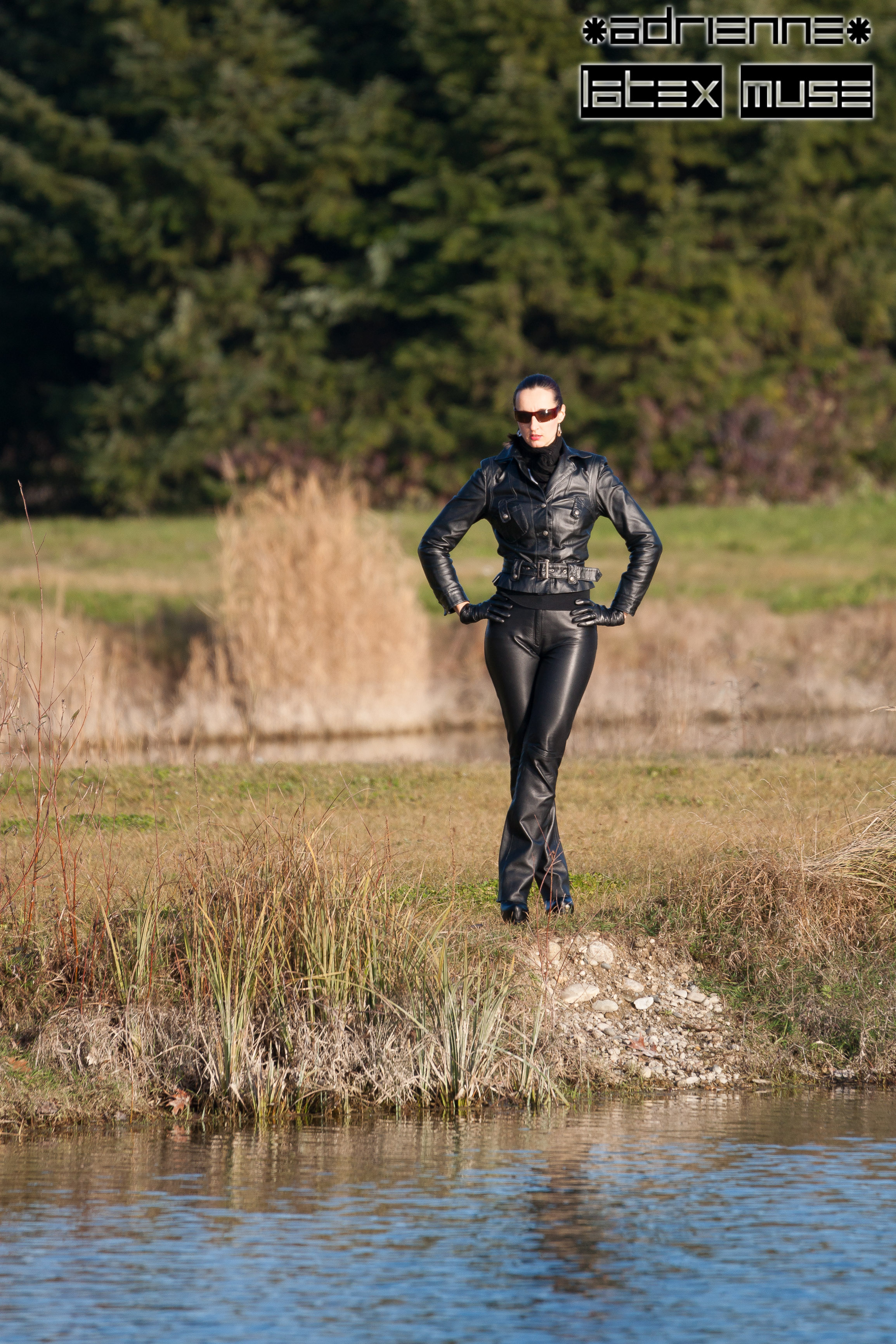 2015 - Leather pants series 4